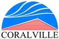 Coralville Banner Logo