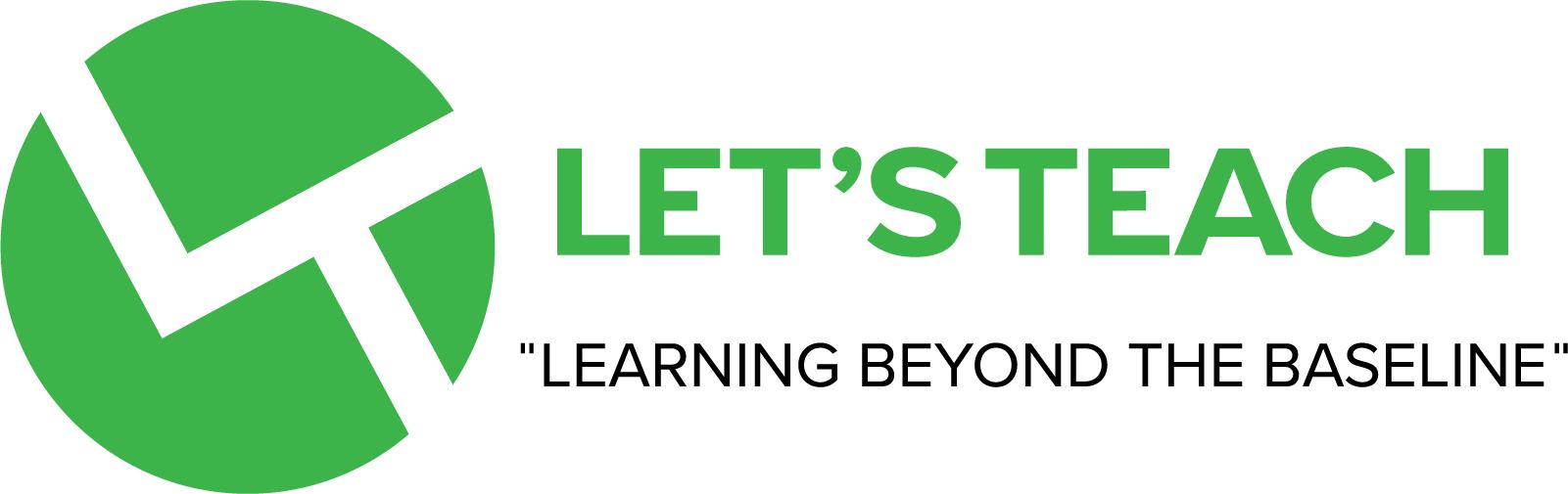 Let's Teach - Logo