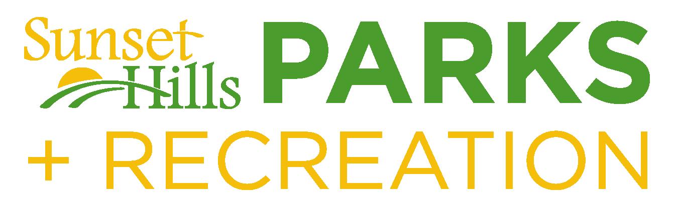 Sunset Hills Parks & Rec Logo