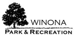 Winona Park & Recreation Logo